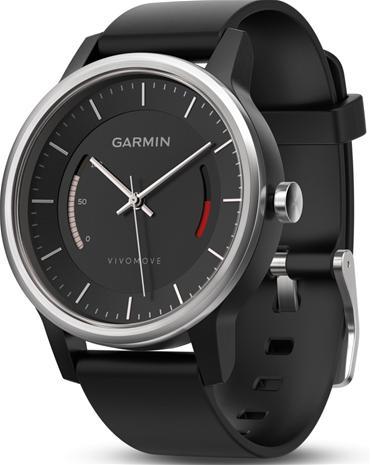 Garmin Vivomove Sport, analoginen rannekello / aktiivisuusranneke