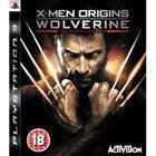 X-Men Origins: Wolverine, PS3-peli