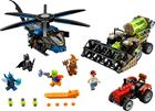 Lego Super Heroes 76054, Batman: Linnunpelättimen kauhusato