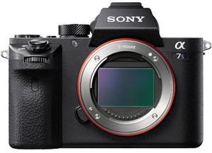 Sony Alpha a7S II (runko) ILCE-7SM2, järjestelmäkamera