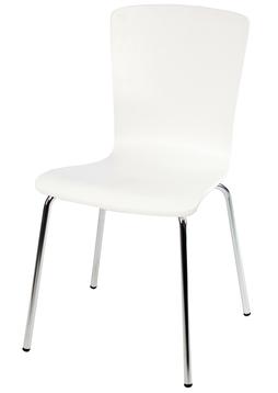 - Plaza new tuoli valkoinen 4 kpl