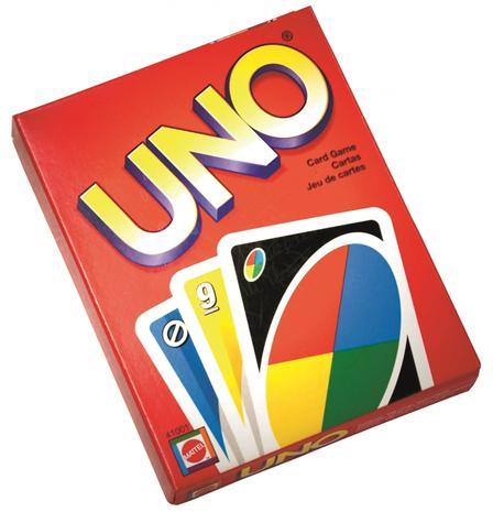 Uno, korttipeli