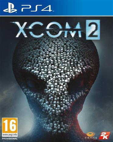 Xcom 2, PS4-peli