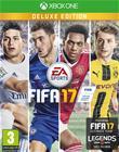 FIFA 17 Deluxe Edition, Xbox One -peli