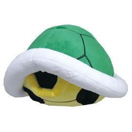 Super Mario Green Koop Shell, tyyny