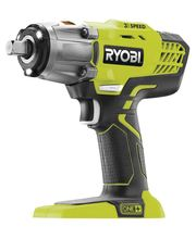 Ryobi ONE+ R18IW3-0 (5133002436) 18V, iskevä akkumutterinväännin (ilman akkua ja laturia)
