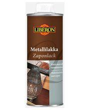 Liberon 250 ml väritön metallilakka