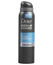 Dove Men+Care Clean Comfort, antiperspirantti 150 ml
