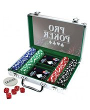 Tactic Pro Poker Texas Hold'em, pokerisalkku