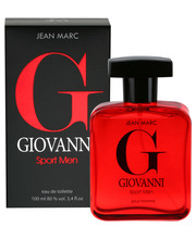 Jean Marc Giovanni sport men edt