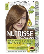 Garnier Nutrisse Cream 6.23 Kultainen vaaleanruskea