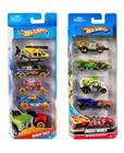 Hot Wheels, pikkuautot 5 kpl