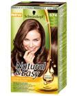 Schwarzkopf Natural&Easy 574 Manteli Suklaanruskea hiusväri
