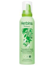 Herbina Volume 200 ml ultra strong tuuheuttava muotovaahto
