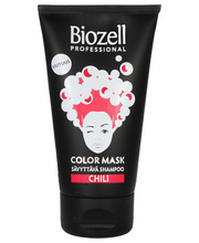 Biozell Color Mask sävyttävä chili shampoo