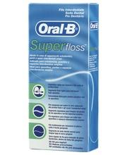 Oral-B SuperFloss 50 kpl,  erikoishammaslanka