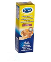 Scholl Päivittäinen kosteusvoide kuiville jaloille 75 ml
