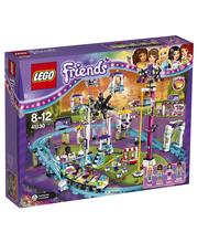 Lego Friends 41130, huvipuiston vuoristorata