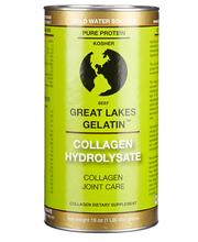 Great Lakes Gelatin, kollageenivalmiste 454 g