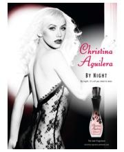 Christina Aguilera By Night EdP 30 ml naisten parfyymi