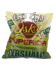 Osku Superior, pienjyrsijän ruoka 1 kg