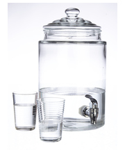 Finnmari, juoma-astia hanalla 19 x 19 x 32 cm