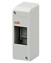 ABB 12422 IP40 moduulikotelo