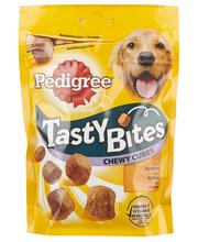 Pedigree Tasty Bites 130 g chewy cubes
