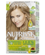 Garnier Nutrisse Cream 7.0 Tummanvaalea kestoväri