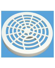 Opal 150 mm valuasennus lattiakaivon kansi