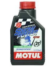 Motul Snow Power 1 l 2-tahtimoottoriöljy