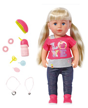 Baby Born Sister, interaktiivinen nukke 43 cm