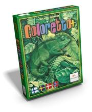 Coloretto+, lautapeli