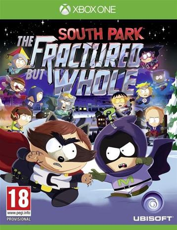 South Park: The Fractured But Whole, Xbox One -peli