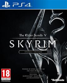 The Elder Scrolls V (5) Skyrim: Special Edition, PS4-peli