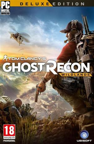 Tom Clancy's Ghost Recon Wildlands, PC-peli