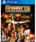 Romance of the Three Kingdoms 8 (VIII), PS4-peli