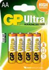 GP Ultra alkaline AA 1,5V 4-pk blister