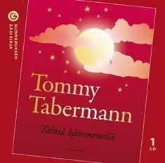 Tähtiä kämmenellä (cd) (Tommy Tabermann), kirja