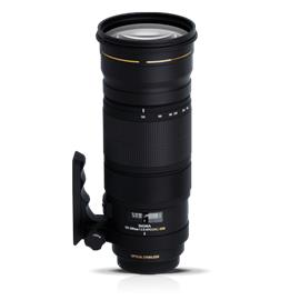 Sigma 120-300mm F2.8 EX DG OS APO HSM, objektiivi