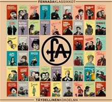 Fennada Täydellinen kokoelma 63-DVD-Box, elokuva