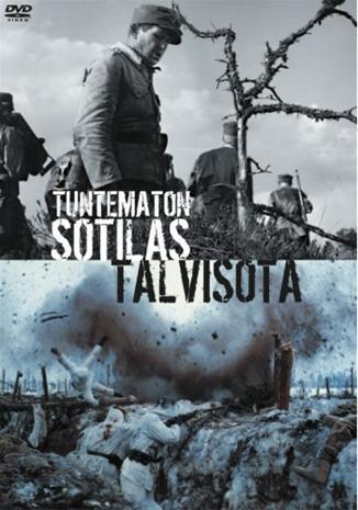 Suomi 100 vuotta 1917-2017 Tuntematon sotilas ja Talvisota elokuva, hinta 9,95€