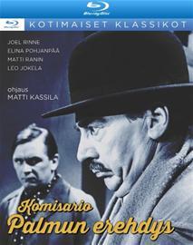 Komisario Palmun erehdys (Inspector Palmu's Error, 1960, Blu-Ray), elokuva