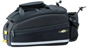 Topeak MTX Trunk Bag EX pyörälaukku, musta