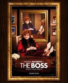 The Boss (2016), elokuva