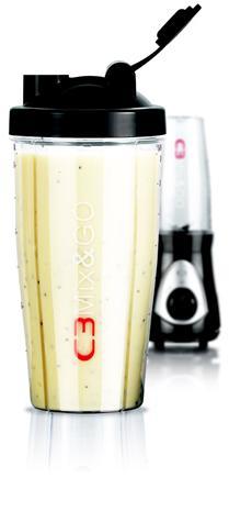 C3 Mix & Go, pullo 750 ml