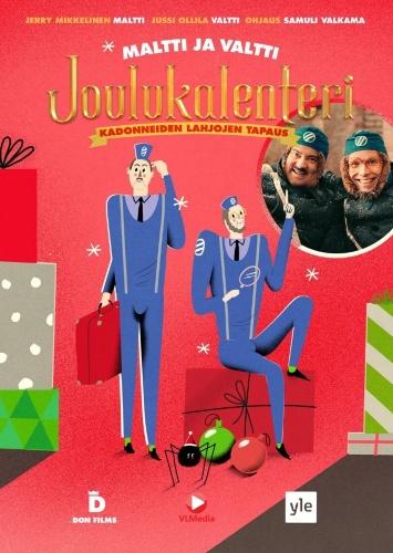 joulukalenteri 2018 maltti ja valtti Maltti ja Valtti   Joulukalenteri  Kadonneiden lahjojen tapaus  joulukalenteri 2018 maltti ja valtti