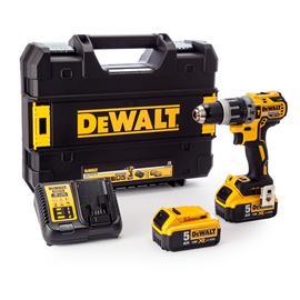 DeWalt DCD796P2; 18 V; 2x5,0 Ah