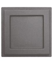 Pisla Htt605 130x130mm harmaa nokiluukku
