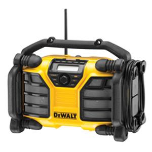 DeWalt DCR017 XR 10,8/14,4/18V, työmaaradio (ilman akkua ja laturia)